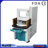 Máquina UV da marcação do laser do frio da elevada precisão 3With5With7W
