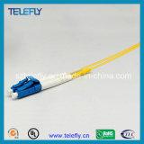 Treccia ottica della fibra di LC, treccia di LC, treccia del cavo di LC