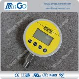 Discar 65mm/100mm Digital Pressure Gauge para Gas, Water