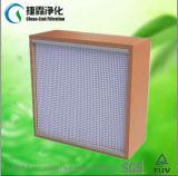 Тип фильтрации фильтра H13 рамки HEPA Woodern