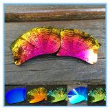 Изготовленный на заказ объективы солнечных очков логоса для объектива Eyeglasses фотохромного