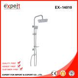 高品質Stainless Steel Shower Set Chrome Shower HeadおよびShower Hand