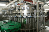 Maquinaria que capsula de relleno de la cerveza de la botella de cristal