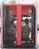 空気タンクが付いているベルトねじ空気圧縮機