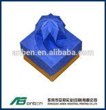 Rectángulo de tarjeta de papel hermoso del triángulo para el caramelo en muchas tallas