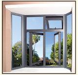 알루미늄 조정 Windows 및 측은 침실을%s Windows를 걸었다