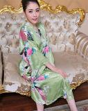 De nieuwe Robe van de Kimono van de Zijde van de Stijl Sexy Mooie Japanse (FS5821)