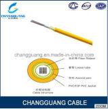 Multi prezzo del cavo ottico della fibra di memoria di vendita della Cina del fornitore di Gjfdv del nastro della rete via cavo dell'interno calda della fibra per tester