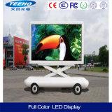 P10 SMD 옥외 RGB LED 게시판을 광고하는 Mibile