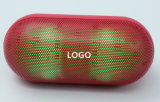 2016 nuovo Bluetooth Wireless Speaker con il LED Light per Christmas