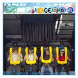 Cinéma 9DVR interactif Flight Simulator du matériel 9d de parc d'attractions