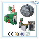 Microplaquetas de alumínio da sucata Y83 automática vertical que recicl a máquina
