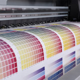 Magenta del amarillo de la tinta de la sublimación del tinte fluorescente para las pistas de la impresión Mimaki/Rolando/Epson/Mutoh/Dx5/Dx7/5113