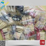 2016 Sell quente mini bandeiras nacionais impressas com Toothpick