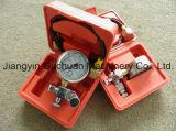 Атлас набора NPK N2 поручая с бутылкой для гидровлического выключателя