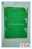 Het leiden van Tweezijdige PCB HASL met het Groene Masker van het Soldeersel