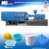 Automatische Plastic Toolbox het Vormen van de Injectie Machine/het Maken van Installatie
