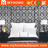 Bâtiment Material Decorative Wall Paper avec Flowers
