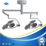 좋은 가격 천장 두 배 LED 외과 운영 빛 (조정하십시오)