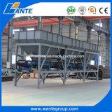 Fabricante de procesamiento por lotes por lotes concreto de la máquina de la maquinaria de Wante/máquina de procesamiento por lotes por lotes concreta portable