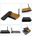 H. 265および4kのFoison F8 Quad Core Android Smart TV Box