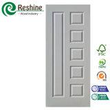 Elegante konzipierte konkurrierende MDF-weiße Primer-Tür