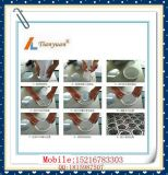 Sacchetto filtro acrilico del collettore di polveri del feltro del ago di stampa