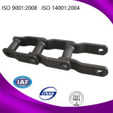 Series stretto Steel Welded Conveyor Chain per Transmission