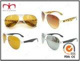 Óculos de sol clássicos de venda a quente de metal (785)