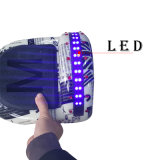 La mayoría del Uno mismo-Balance popular Hoverboard eléctrico de dos ruedas con la maneta