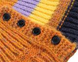 Связанный шлем вязания крючком Multi цвета зимы дешевый
