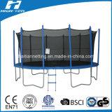 15FT grosse Trampoline, im Freientrampoline mit Sicherheitsnetz (HT-TP15)