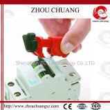 Замыкание автомата защити цепи безопасного приспособления миниатюрное с Padlock