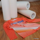 papel de rolo do Sublimation de 1.6m/papel de transferência foleiro do Sublimation para Sportsweare