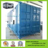 De Mobiele Geïsoleerdep Verschepende Container van ISO