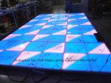 Azulejo de piso de azulejo de piso de baile del LED T dedicado