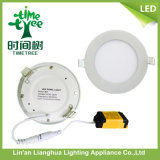세륨 RoHS를 가진 둥근 Square 3W 6W 9W 15W 18W 20W 48W LED Ceiling Panel Light
