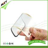 Caisse claire de portable de vue de TPU+Metal pour l'iPhone Rjt-0174
