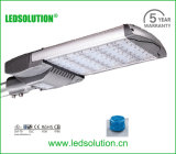 luz de rua ao ar livre do diodo emissor de luz do excitador de Meanwell das microplaquetas de 165W IP66 Philips
