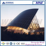 높은 Efficiency Thin Film Solar Panels 를 위한