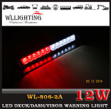 Ambulância LED Shieldwind Light Visor Warning Light