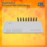 VoIP GSM Gateway con SMS Server GoIP8