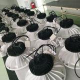 置換のプロジェクトのための屋内120W 150W 180W UFOの倉庫ライトDlc UFOの高い湾