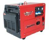 générateur diesel silencieux de 6 KVAs