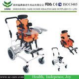 Sedia a rotelle ortopedica dell'ospedale della strumentazione di terapia fisica