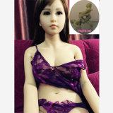 145 muñecas realistas del sexo de la muchacha caliente para el pecho grande del hombre y la muñeca oral/anal/de la vagina del Masturbation masculino de la muñeca atractiva del silicón de la cadera del sexo del juguete del amor