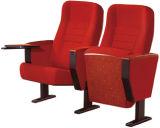 Muebles de oficinas de la venta de la silla caliente del auditorio con la pista de escritura