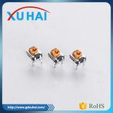 Alto resistor de Volatge y a través del resistor de película metálica del agujero 1/2W
