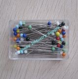 32mm Colorful Glass Head Quilting Sewing Pins