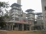 企業および発電所の使用された廃熱ボイラ